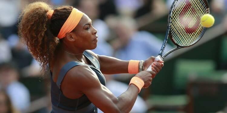 Roland-Garros: Serena Williams balaie Sara Errani et va en finale