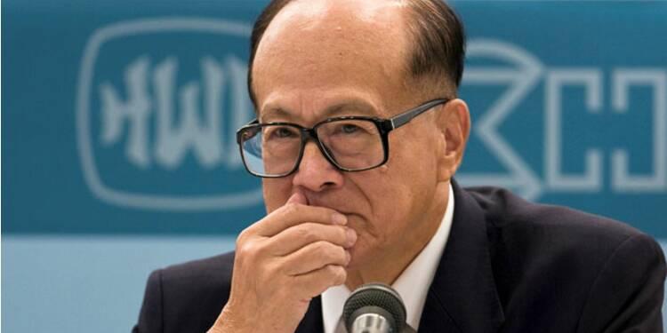 Li Ka Shing (né en 1928), Hutchison Whampoa : il a profité des booms comme des récessions