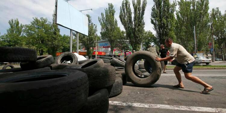 Les combats cessent à Donetsk, la tension persiste