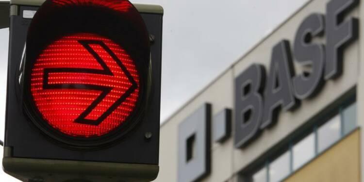 BASF annonce 500 nouvelles suppressions d'emplois