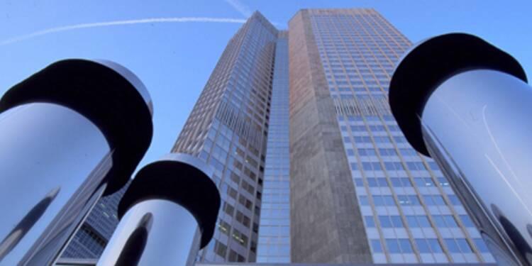 """Un taux de dépôt négatif à la BCE est """"tout à fait imaginable"""""""