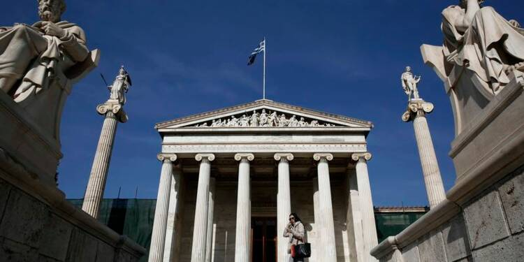 """La Grèce se prépare à un """"étirement"""" de son énorme dette"""