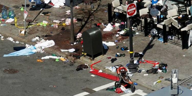 """Barack Obama évoque un """"acte de terrorisme"""" à Boston"""