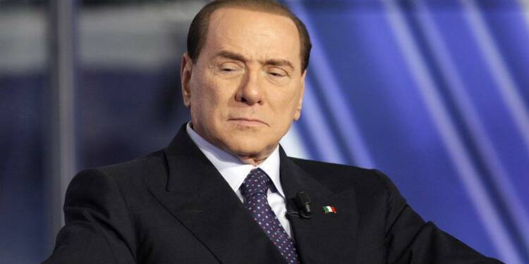 Une peine d'un an de prison prononcée contre Silvio Berlusconi