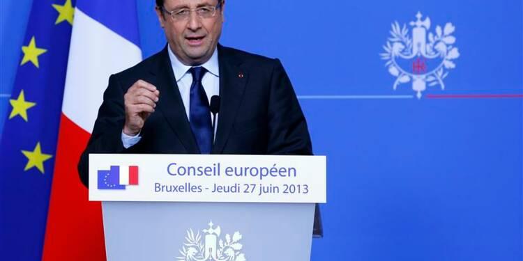 François Hollande promet de tenir la dépense de l'Etat