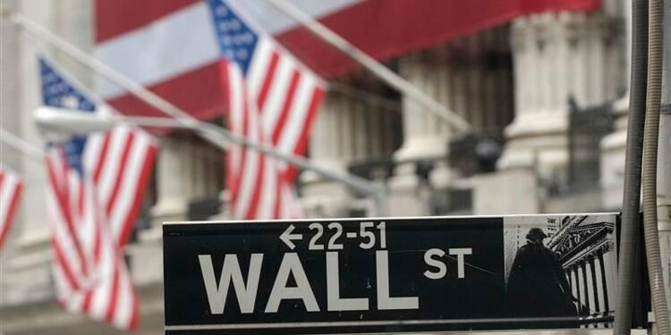 Wall Street ouvre en baisse, en pleine discussion sur le budget