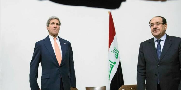 Kerry promet le soutien américain à l'Irak face à l'EIIL