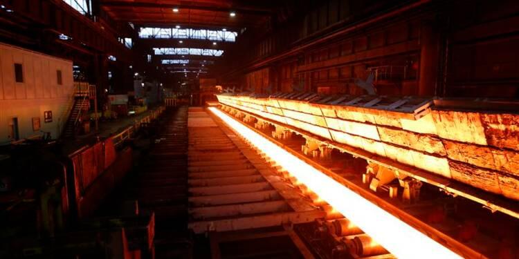 La production industrielle rebondit en novembre en Allemagne