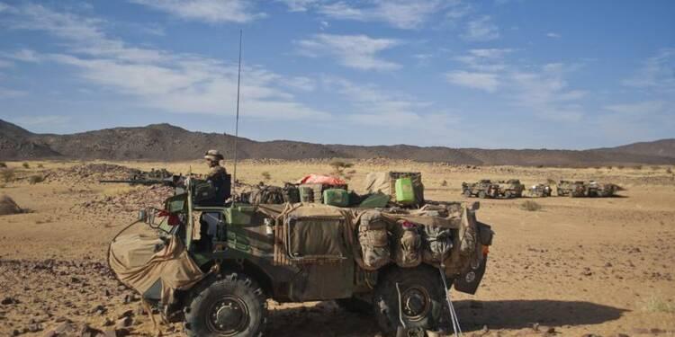 La France commence son retrait du Mali