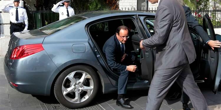 Hollande salue la position commune de l'Europe sur la Syrie