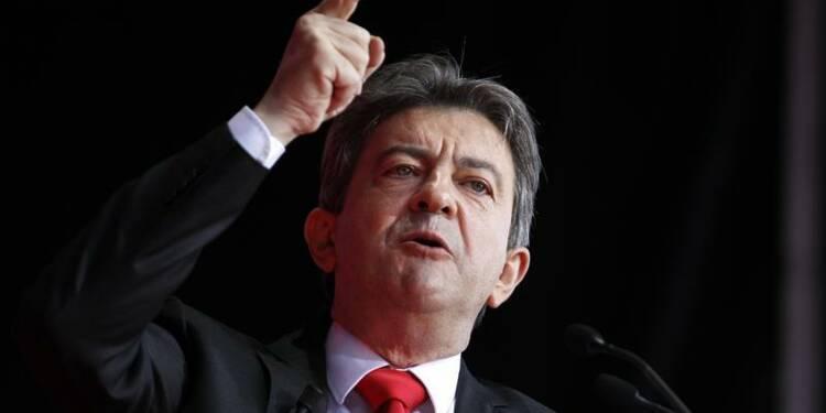 Valls chasse sur les terres du FN, juge Jean-Luc Mélenchon