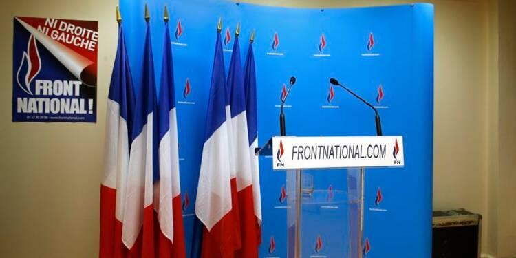 L'UMP en tête pour les européennes, devant le FN et le PS