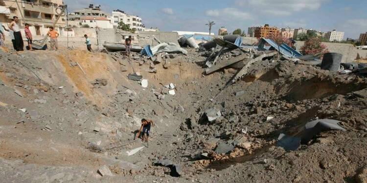 Renforts israéliens près de la bande de Gaza