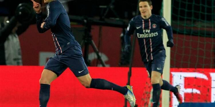 Ligue 1: le PSG bat Bastia 3-1 et consolide sa première place