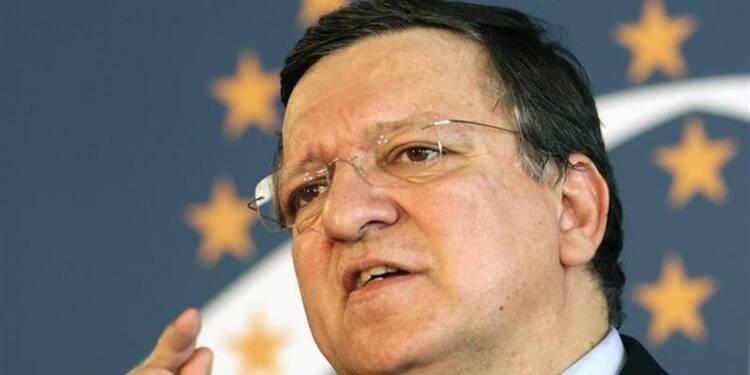 Barnier tacle Montebourg après ses propos sur Barroso