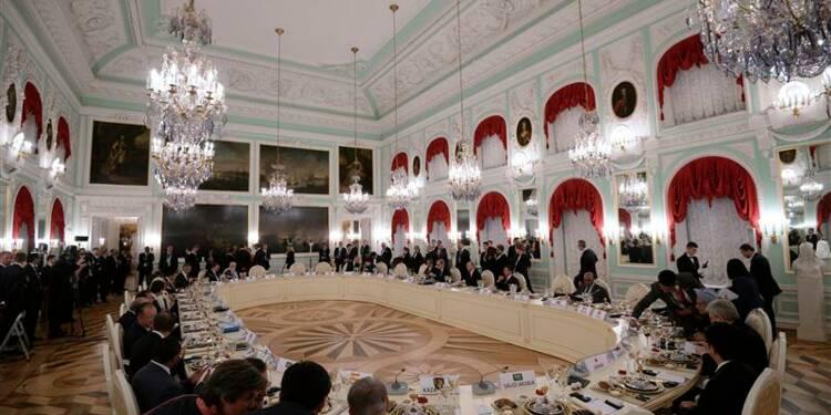 Le différend sur la Syrie empoisonne le climat du G20