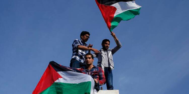 Accord de partage du pouvoir entre Hamas et OLP