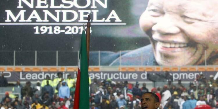 La planète politique communie à la mémoire de Nelson Mandela