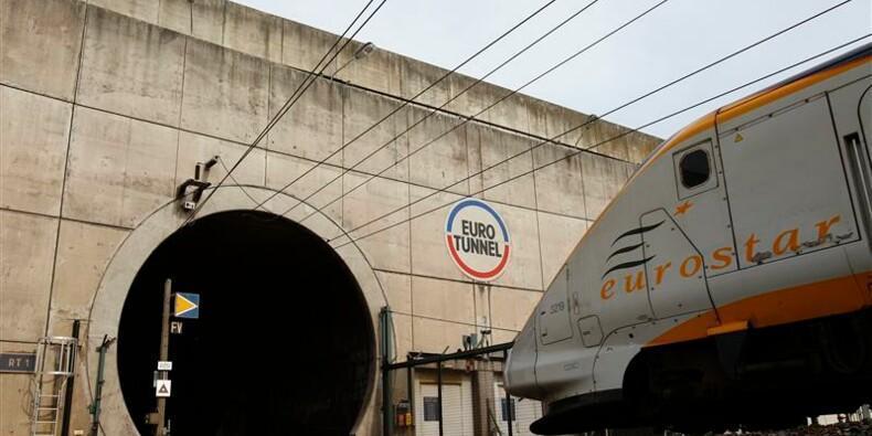 Hausse de 12% du chiffre d'affaires d'Eurotunnel en 2013