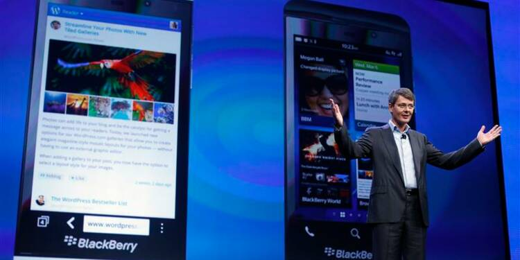 RIM change de nom et lance le BlackBerry 10 pour rebondir