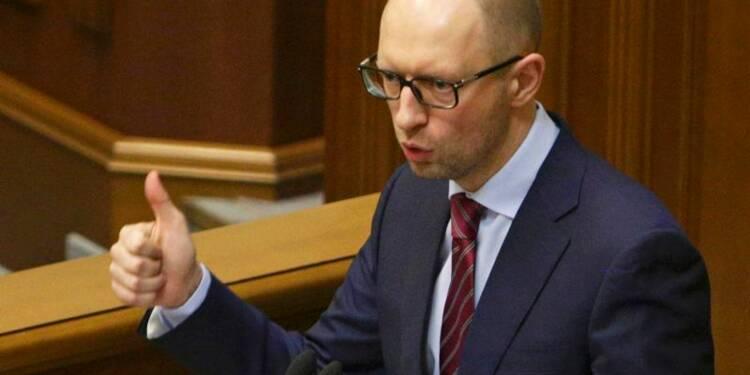La formation d'un gouvernement repoussée à jeudi en Ukraine