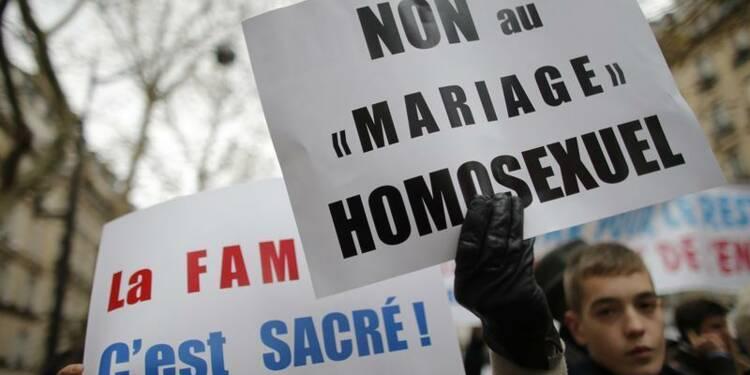 Les opposants au mariage gay renoncent aux Champs-Elysées