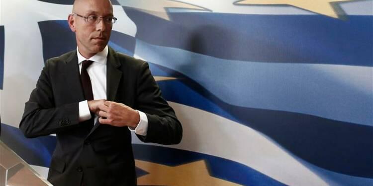 Berlin et la BCE calment le jeu sur un 3ème plan d'aide en Grèce