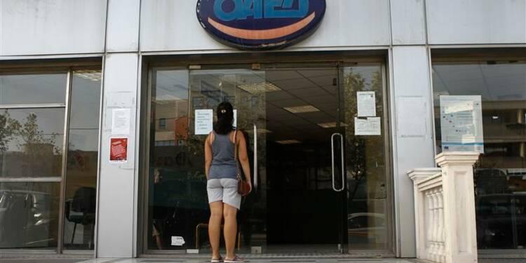 Nouveau record du chômage en Grèce en juin à 27,9%