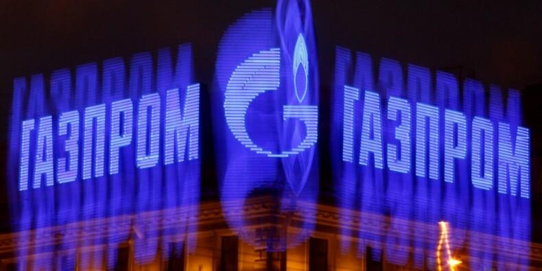 Gazprom avertit sur l'impact de possibles sanctions