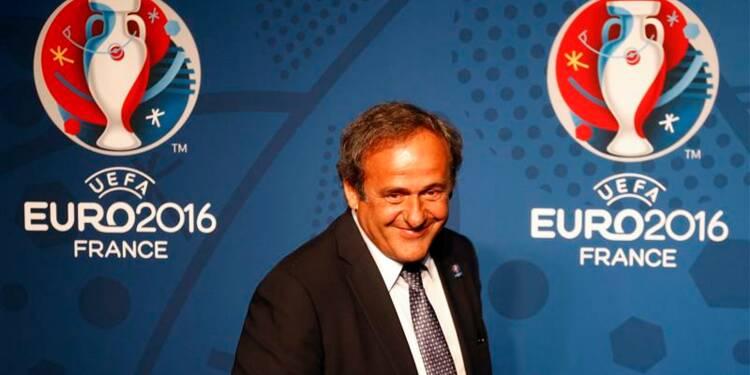 Euro2016: la France sera prête à temps, juge l'UEFA