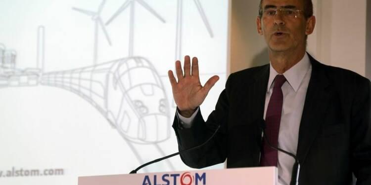 Alstom étudie une alliance avec GE dans la signalisation