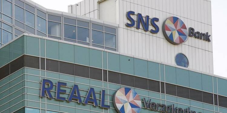 Le bancassureur SNS Reaal nationalisé pour 3,7 milliards d'euros