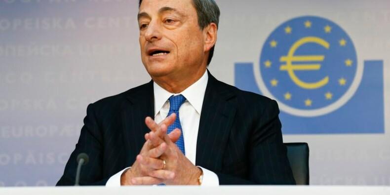 La BCE frappe fort pour tenter de sortir du marasme