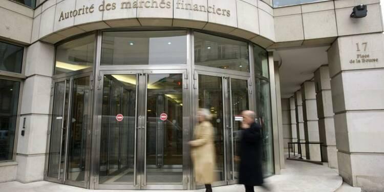 L'AMF inflige une amende de 14 millions d'euros à un trader