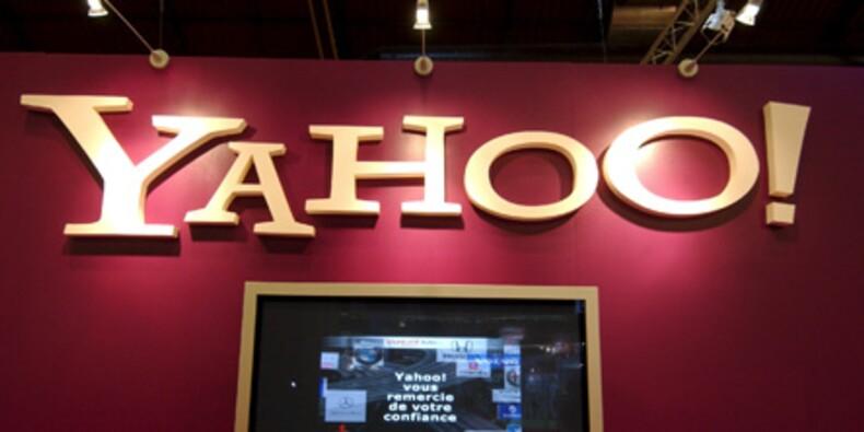 Brigitte Cantaloube, directrice générale de Yahoo ! France, règne sur 16 millions d'internautes