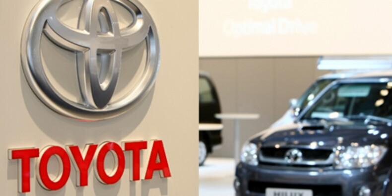 Toyota redevient le premier constructeur automobile mondial
