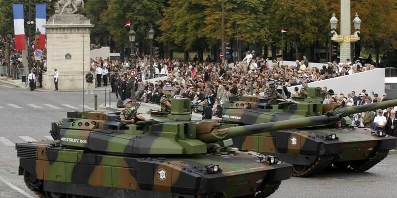 Fusion franco-allemande dans l'industrie de l'armement terrestre