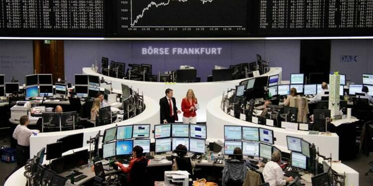 Les Bourses européennes rebondissent en clôture