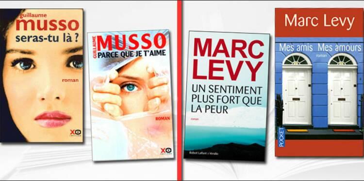 Musso-Lévy : ça chauffe entre les millionnaires du livre