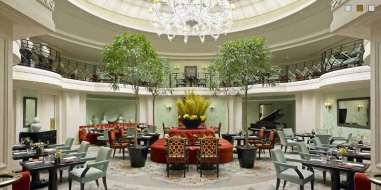Les palaces parisiens en vogue pour les petits déjeuners d'affaires