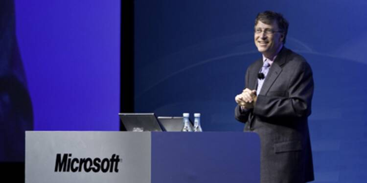 Le co-fondateur de Microsoft charge Bill Gates
