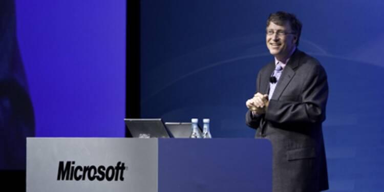 Le co-fondateur de Microsoft charge Bill Gates