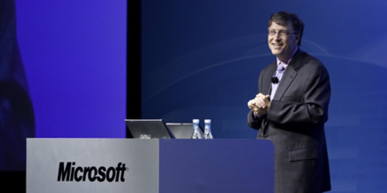 Bill Gates quitte la présidence de Microsoft, Satya Nadella nouveau DG