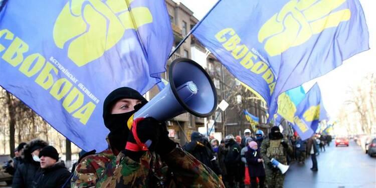 Moscou hausse le ton à propos de l'Ukraine, accuse Washington