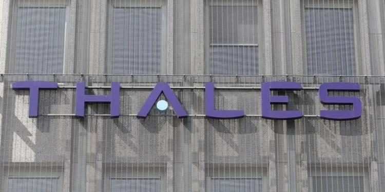 Les commandes de Thales en hausse de 10% grâce aux pays émergents