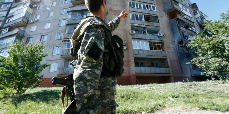Le président du Parlement russe veut une nouvelle trêve en Ukraine