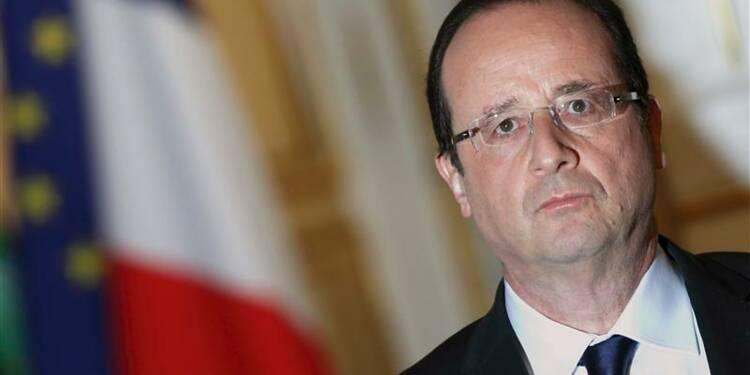 """L'UMP veut mobiliser sur """"l'échec"""" de François Hollande"""