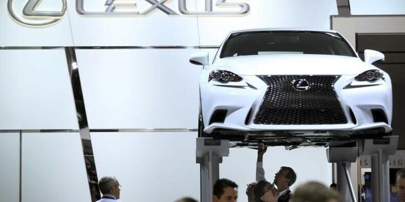 Accord entre Toyota et la justice américaine sur les Lexus