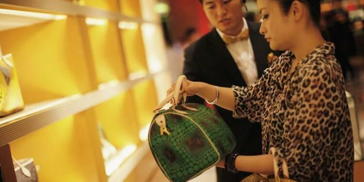 La Chine pourrait taxer davantage de produits de luxe