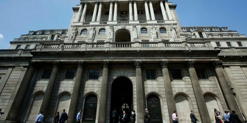 La Banque d'Angleterre maintient sa politique monétaire